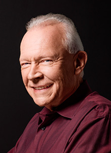 Photo of author Terry Brooks.  Credited to Michael Clinard.