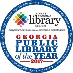 Logo for the GA Public Library