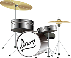 image of drums