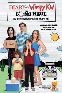 Movie Poster of Diary of a Wimpy Kid: The Long Haul