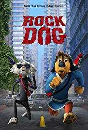 Movie Poster of Rock Dog