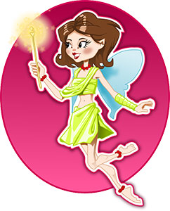 Image of a fairy