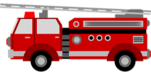 Image of a firetruck