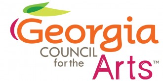 Georgia Council for the Arts logo