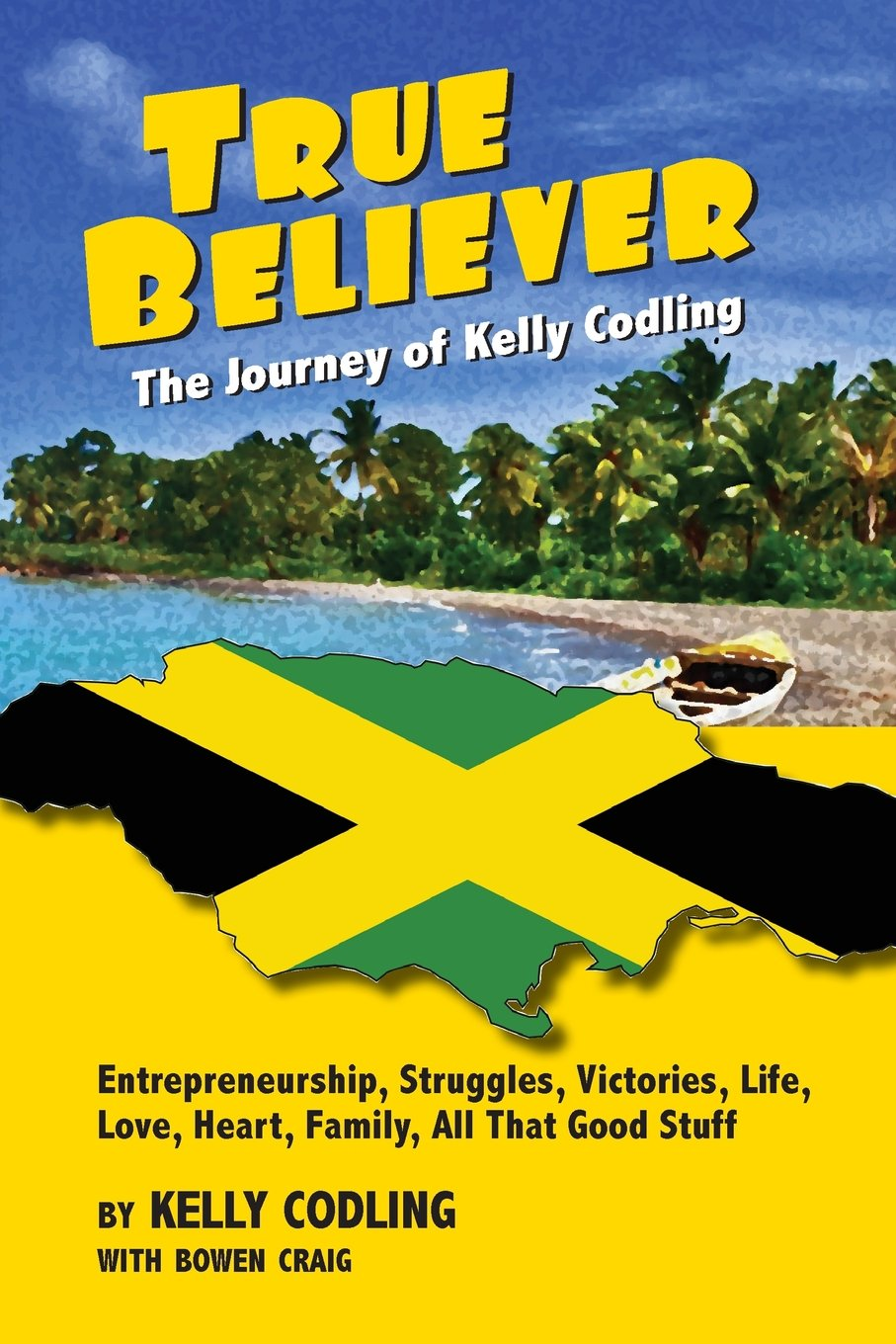 front cover of book true believer