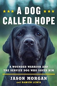Book Cover of A Dog Called Hope
