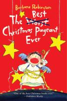 Book Cover of The Best Christmas Pageant Ever