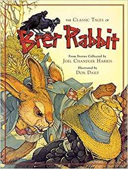 Book Cover of Brer Rabbit
