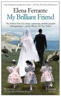 Book Cover of My Brilliant Friend