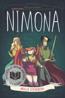 Book Cover of Nimona
