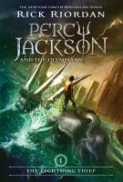 Book Cover of Percy Jackson