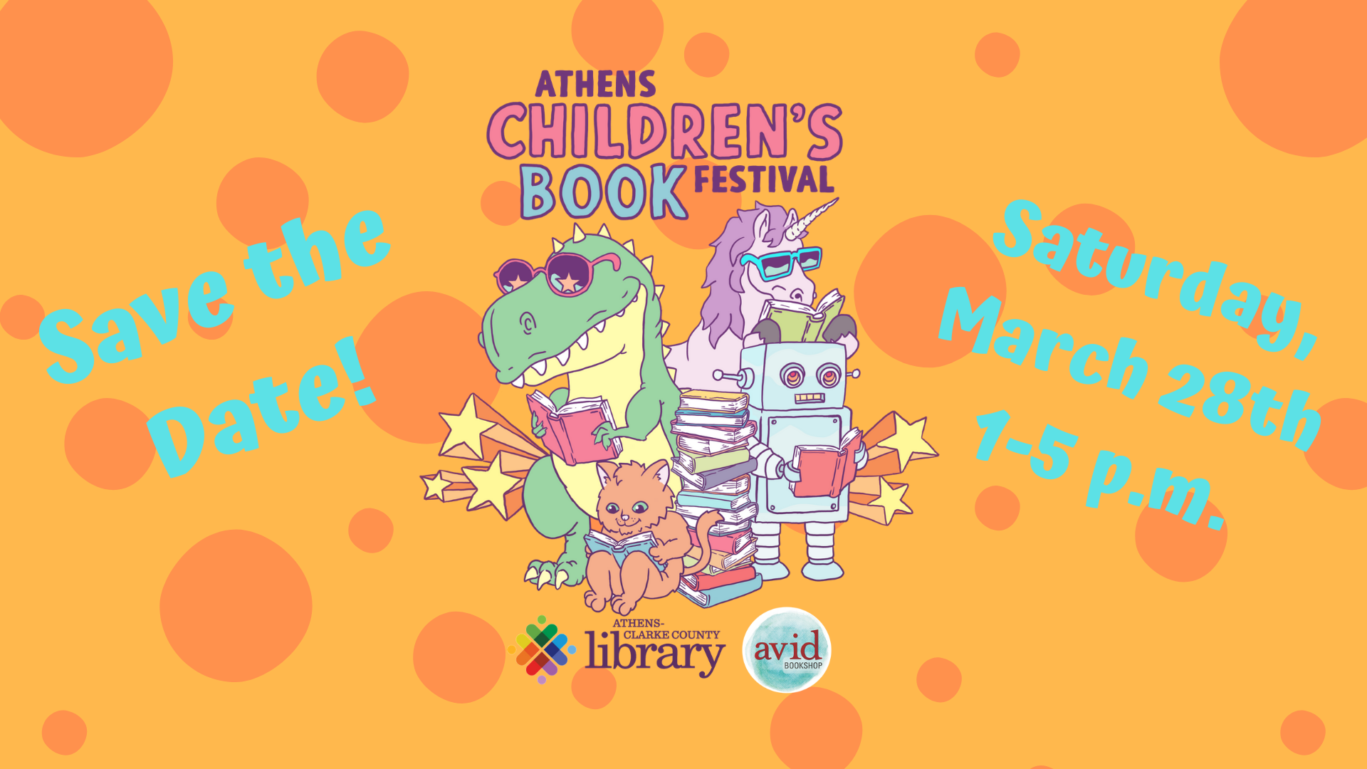 athens childrens book festival