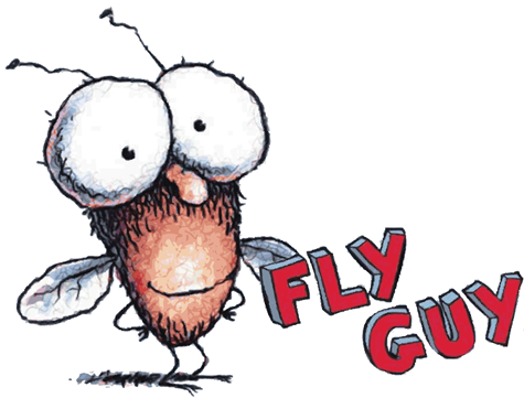 Image of  Fly Guy.