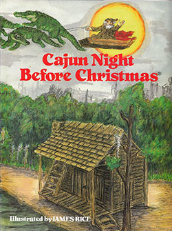 Book cover of Cajun Night Before Christmas