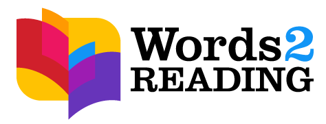 Words2Reading logo
