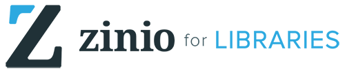 Zinio for Libraries logo