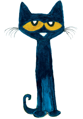image of pete the cat