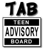 Image of teen advisory board logo