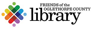 Logo of the Friends of the Oglethorpe Library