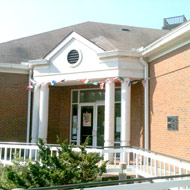 Photograph of the Oglethorpe County Library