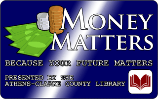 Money Matters: Because Your Future Matters